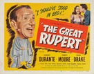 The Great Rupert - Movie Poster (xs thumbnail)