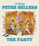 The Party - Blu-Ray movie cover (xs thumbnail)