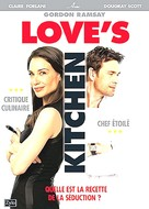 Love's Kitchen - French DVD cover (xs thumbnail)