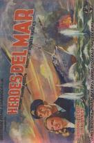Corvette K-225 - Spanish Movie Poster (xs thumbnail)