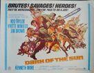 The Mercenaries - British Movie Poster (xs thumbnail)