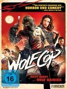 WolfCop - German Blu-Ray cover (xs thumbnail)