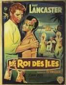 His Majesty O'Keefe - French Movie Poster (xs thumbnail)