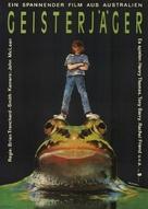 Frog Dreaming - German Movie Poster (xs thumbnail)