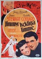 Pot o' Gold - Swedish Movie Poster (xs thumbnail)