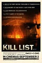 Kill List - British Movie Poster (xs thumbnail)