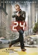 """24"" - Hungarian Movie Cover (xs thumbnail)"