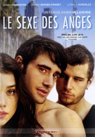 El sexo de los ángeles - French DVD cover (xs thumbnail)