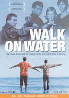 Walk On Water - Swiss Movie Poster (xs thumbnail)