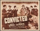 Convicted - Movie Poster (xs thumbnail)