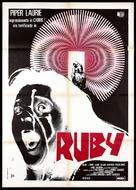 Ruby - Italian Movie Poster (xs thumbnail)