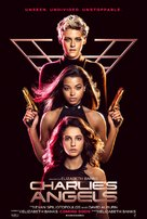 Charlie's Angels - International Teaser movie poster (xs thumbnail)