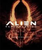 Alien: Resurrection - Blu-Ray movie cover (xs thumbnail)