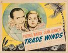 Trade Winds - Movie Poster (xs thumbnail)