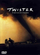 Twister - Spanish Movie Cover (xs thumbnail)