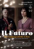 Il futuro - German Movie Poster (xs thumbnail)