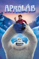 Smallfoot - Hungarian Movie Cover (xs thumbnail)