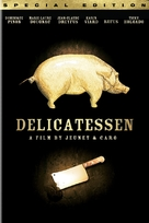 Delicatessen - DVD cover (xs thumbnail)