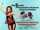 The Owl and the Pussycat - British Movie Poster (xs thumbnail)