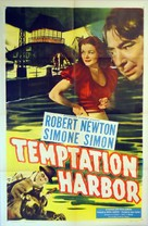 Temptation Harbour - Movie Poster (xs thumbnail)