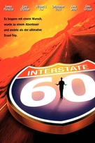 Interstate 60 - German Movie Poster (xs thumbnail)