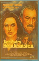 The Children of Sanchez - Swedish VHS cover (xs thumbnail)