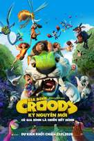 The Croods: A New Age - Vietnamese Movie Poster (xs thumbnail)