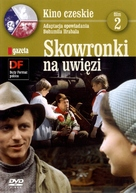 Skrivánci na niti - Polish Movie Cover (xs thumbnail)