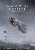 Om det oändliga - Turkish Movie Poster (xs thumbnail)