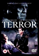 The Terror - British DVD cover (xs thumbnail)