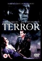 The Terror - British DVD movie cover (xs thumbnail)
