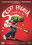 Scott Pilgrim vs. the World - Hungarian DVD cover (xs thumbnail)