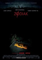Zodiac - Polish Movie Poster (xs thumbnail)