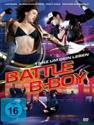 Battle B-Boy - Movie Cover (xs thumbnail)