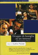 Gruppo di famiglia in un interno - Italian DVD cover (xs thumbnail)