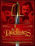 The Duellists - French Movie Poster (xs thumbnail)