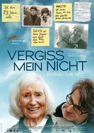 Vergiss mein nicht - German Movie Poster (xs thumbnail)