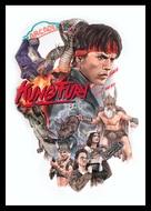 Kung Fury - poster (xs thumbnail)