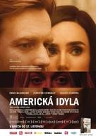 American Pastoral - Czech Movie Poster (xs thumbnail)
