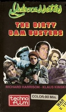 I Leopardi di Churchill - Danish VHS cover (xs thumbnail)