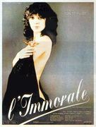 Immorale, L' - French Movie Poster (xs thumbnail)