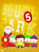 """South Park"" - German Movie Cover (xs thumbnail)"