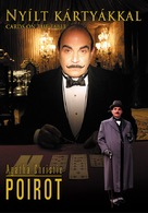 """""""Poirot"""" Cards on the Table - Hungarian Movie Cover (xs thumbnail)"""