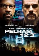 The Taking of Pelham 1 2 3 - DVD cover (xs thumbnail)