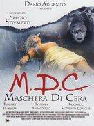 M.D.C. - Maschera di cera - Italian Movie Cover (xs thumbnail)