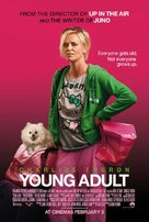 Young Adult - British Movie Poster (xs thumbnail)