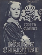 Queen Christina - German Movie Poster (xs thumbnail)