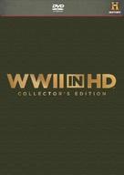 """WWII in HD"" - DVD cover (xs thumbnail)"
