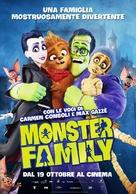 Happy Family - Italian Movie Poster (xs thumbnail)