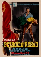 The Oklahoman - Italian Movie Poster (xs thumbnail)